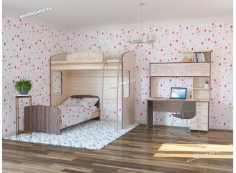 Мебель для детской Британия 24
