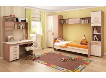 Мебель для детской Британия 6