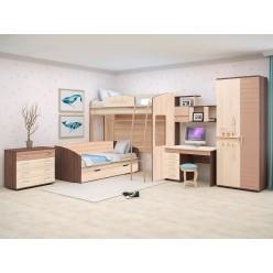 Мебель для детской Британия 8