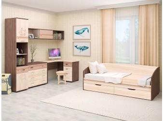 Мебель для детской Британия 9