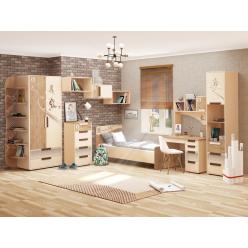 Мебель для детской Фристайл