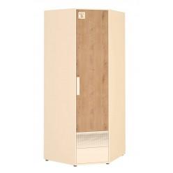 Угловой шкаф для одежды Фристайл 56.02 правый