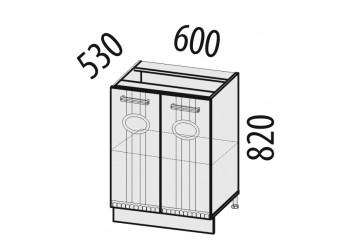 Шкаф кухонный напольный Афина 18.58