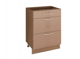 Шкаф кухонный напольный Афина 18.91 (с системой плавного закрывания)