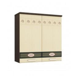 Навесной кухонный шкаф Аврора 10.06