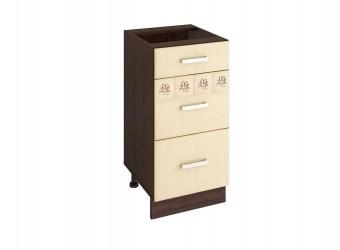Шкаф кухонный напольный Аврора 10.59.2