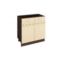 Шкаф кухонный напольный Аврора 10.60.1