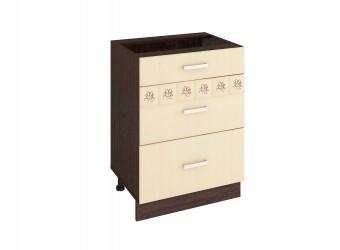 Шкаф кухонный напольный Аврора 10.66.2