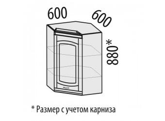 Шкаф кухонный угловой Глория 03.20