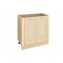 Шкаф кухонный напольный Глория 03.62.1 с колоннами
