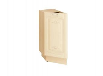 Шкаф кухонный угловой Глория 03.65.1 левый (торцевой)