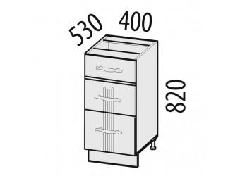Шкаф кухонный напольный Каролина 11.59