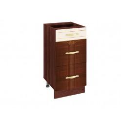Шкаф кухонный напольный Каролина 11.90 (с системой плавного закрывания)
