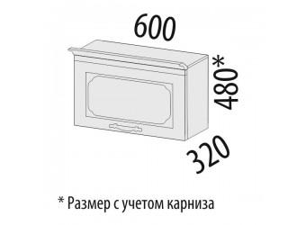 Шкаф кухонный над вытяжкой Милана 23.14
