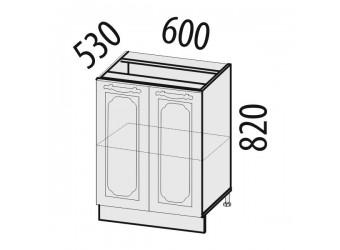 Шкаф кухонный напольный Милана 23.58