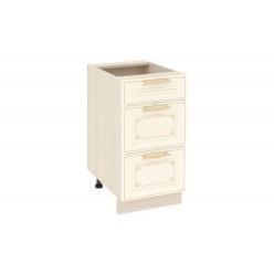 Шкаф кухонный напольный Милана 23.90 (с системой плавного закрывания)