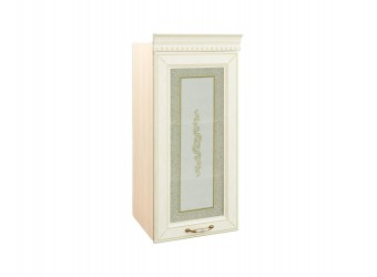 Шкаф-витрина кухонный навесной Оливия 71.04