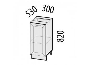 Шкаф кухонный напольный Оливия 71.55