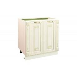 Шкаф кухонный напольный Оливия 71.62 с колоннами