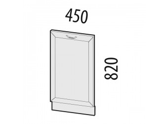 Панель для посудомоечной машины Оливия 71.70