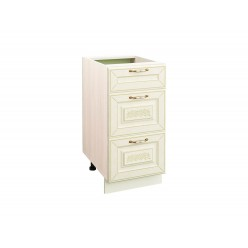 Шкаф кухонный напольный Оливия 71.90 (с системой плавного закрывания)