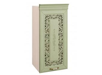 Навесной кухонный шкаф Оливия 72.23 с решеткой