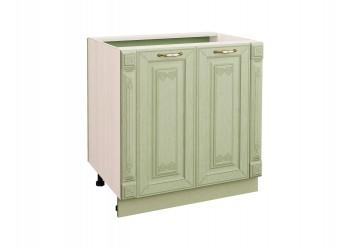 Шкаф кухонный напольный Оливия 72.62 с колоннами