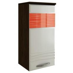 Навесной кухонный шкаф Оранж 09.03 правый