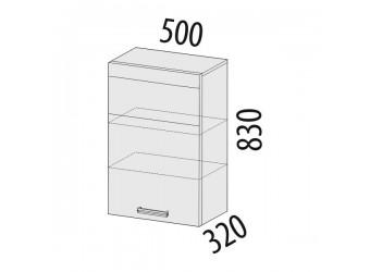 Навесной кухонный шкаф Оранж 09.10