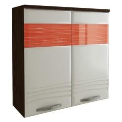 Навесной кухонный шкаф Оранж 09.11