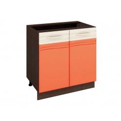 Шкаф кухонный напольный Оранж 09.60