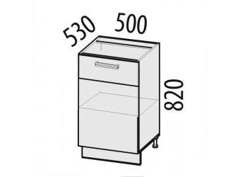Шкаф кухонный Оранж 09.61 (под мойку)