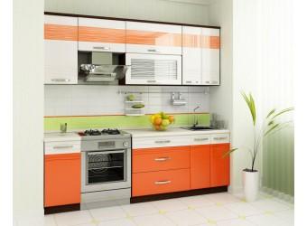 Кухонный гарнитур Оранж 10