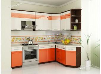 Кухонный гарнитур Оранж 16