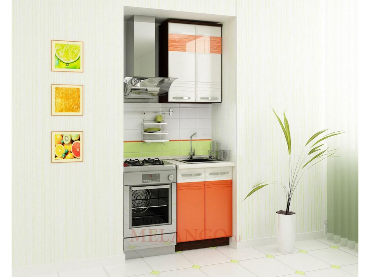 Кухонный гарнитур Оранж 2