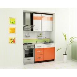 Кухонный гарнитур Оранж 3