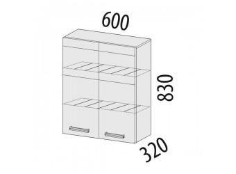 Шкаф-сушка кухонный Палермо 08.01.1