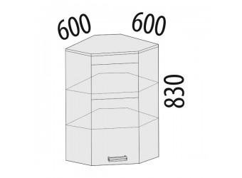 Шкаф кухонный угловой Палермо 08.20