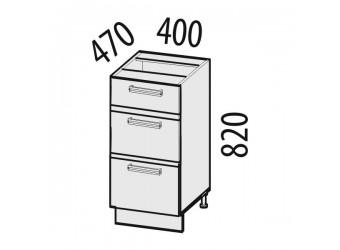 Шкаф кухонный напольный Палермо 08.59.2