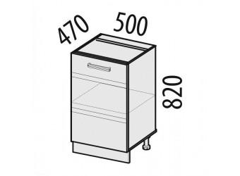 Шкаф кухонный Палермо 08.61 (под мойку)