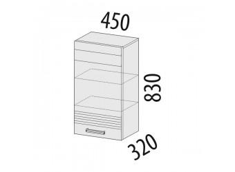 Навесной кухонный шкаф Рио 16.22
