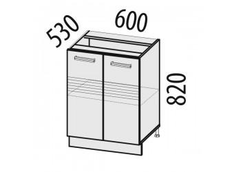 Шкаф кухонный напольный Рио 16.58