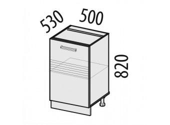 Шкаф кухонный Рио 16.61 (под мойку)