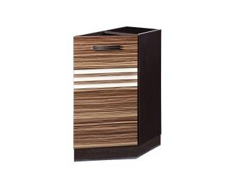Шкаф кухонный угловой Рио 16.64 правый (торцевой)