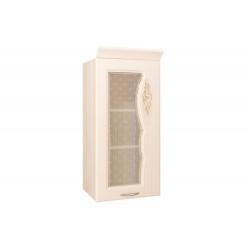 Шкаф-витрина кухонный навесной Софи 22.04
