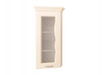 Шкаф-витрина кухонный угловой Софи 22.17 правый (торцевой)