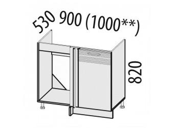 Шкаф под мойку угловой Софи 22.52