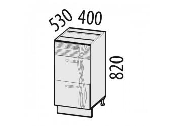 Шкаф кухонный напольный Софи 22.59