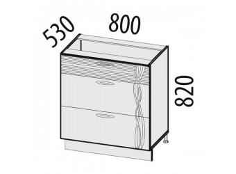 Шкаф кухонный напольный Софи 22.67