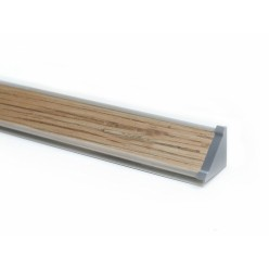 Плинтус для столешницы ПЛ 03 с заглушками (20-150 см)